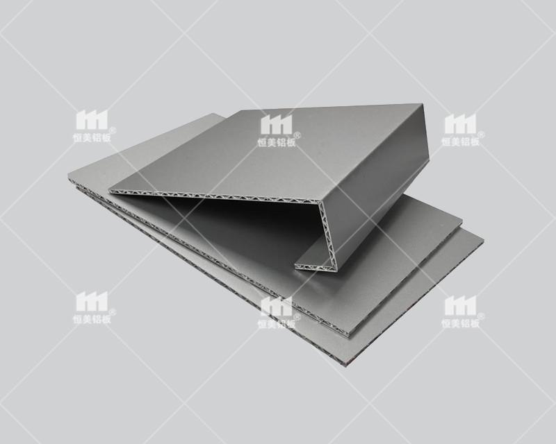三维复合铝板