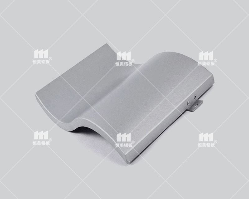 浙江双曲面铝单板