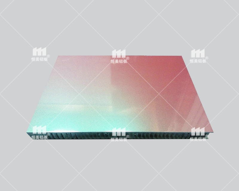 幻彩铝单板价格