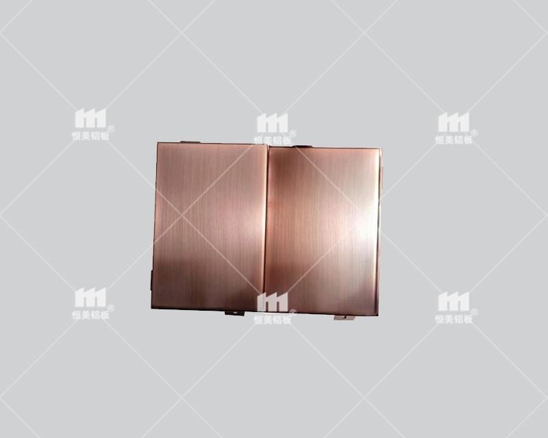 仿古铜铝板价格