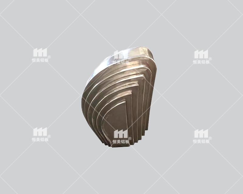 双曲面铝单板价格