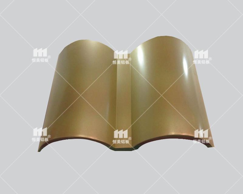 双曲面铝单板公司